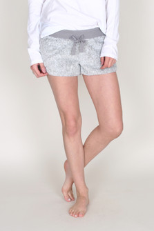 Cozy Sherpa Shorts