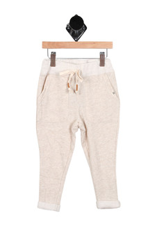 Terry Knit Relaxed Lounge Pants (Little/Big Kid)