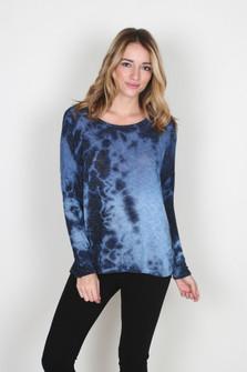 Tie Dye L/S Sweater