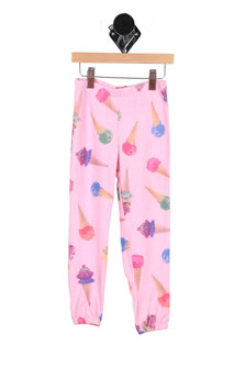 Ice Cream Cone Sweatpants (Little Kid)