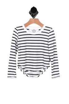 L/S Striped Lightweight Sweater (Little/Big Kid)