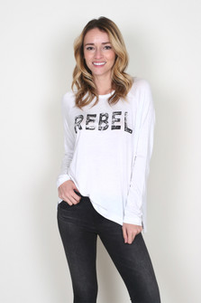 Rebel L/S Top