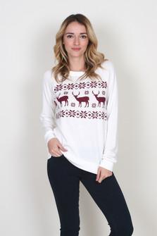 Snuggle Nordic L/S Sweatshirt