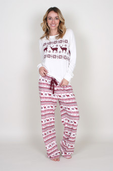 Nordic Fleece PJ Pant