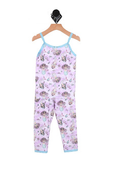 Mermaid Pajama Set (Little Kid)