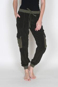 Cargo Bomb Jogger Pants
