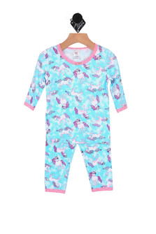 Unicorn Dreams Pajama Set (Toddler)