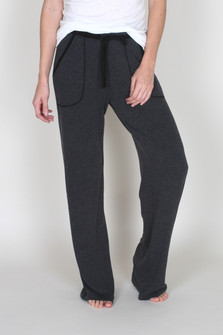 Cozy Wide Leg Lounge Pant