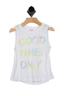 Good Times Only Tank (Toddler)