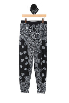Bandana Prints Pants (Big Kid)