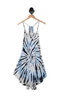 Tie-Dye Maxi Dress (Big Kids)