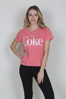 Enjoy Coke Vintage Tee
