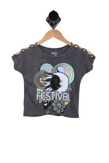 Festival Tee (Big Kid)