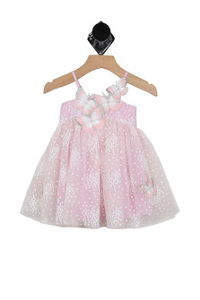 Butterfly Tulle Dress (Infant)