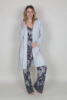 Cozy Lightweight Robe