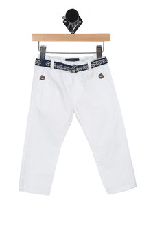 Chinos w/ Attached Belt (Infant)