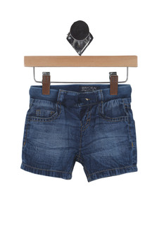 Denim Bermuda Shorts (Infant)
