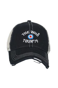 The Who Trucker Hat