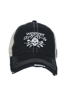 Weezer Trucker Hat