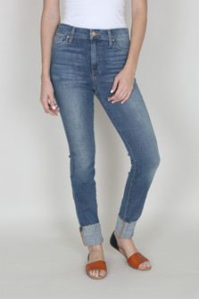 The Charlie High Rise Skinny In Vani