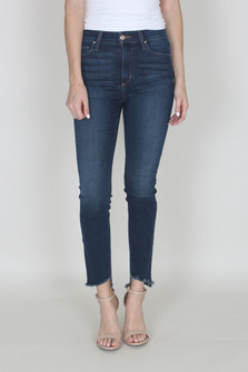 The Charlie High Rise Skinny Ankle