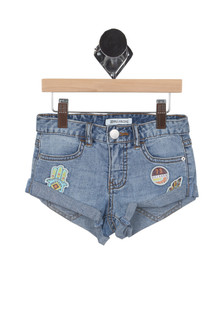 Coolside Denim Shorts (Little/Big Kid)