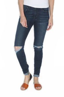 The Icon Mid-Rise Skinny Ankle