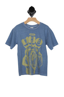 The Who 1976 Tour Tee (Little/Big Kid)