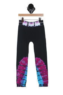 Venice Tie-Dye Capri Legging (Big Kid)