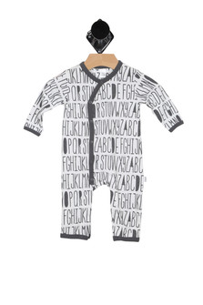 Alphabet Onesie (Infant)