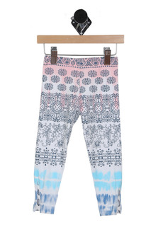 Tie-Dye Boho Leggings (Big Kid)