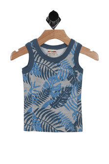 Palm Leaf Ringer Tank (Infant)