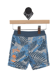 Surf & Palm Leaf Shorts (Infant)