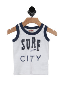 Surf City Ringer Tank (Infant)