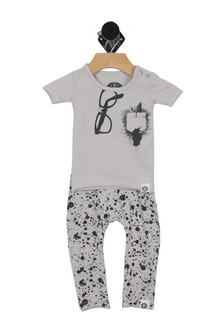 Splatter Pants Set (Infant)