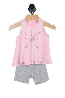 Love Tank & Shorts Set (Infant)