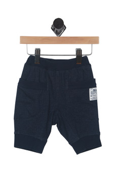 Side Pocket Sweat Shorts (Infant)