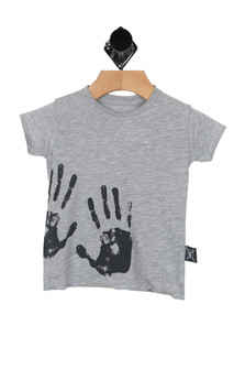 Hand Print S/S Tee (Infant/Toddler/Little Kid)