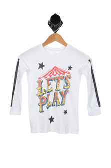 Let's Play L/S Tee (Little Kid/Big Kid)