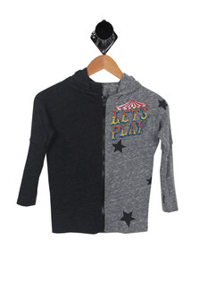 Let's Play Zip Up Hoodie (Little Kid/Big Kid)