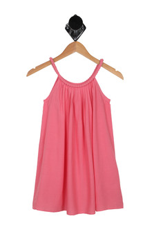 Pleated Swing Dress (Little Kid/Big Kid)