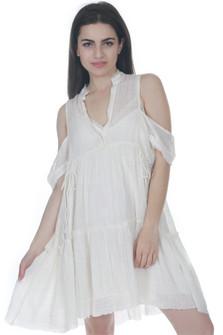 Gauze Indus Dress
