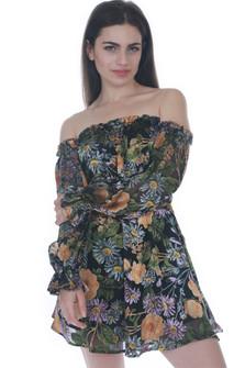 Luciana Strapless Dress