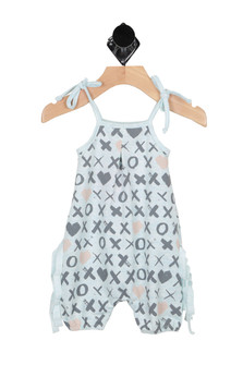 XOXO Tassel Onesie (Infant)