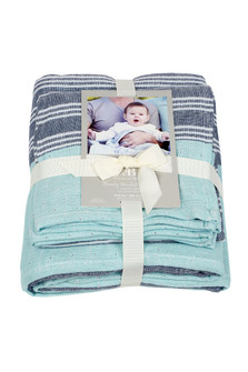Family Blanket Set