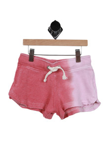 Ombre Fleece Shorts (Big Kid)