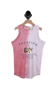 Vacation Sunny 80 Ombre Tank (Big Kid)