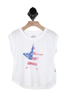 American Star Muscle Tee (Little/Big Kid)