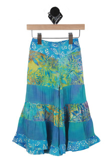 Super Flare Tie Dye Pants (Toddler/Little Kid)