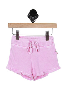 Drawstring Terry Shorts (Toddler/Little/Big Kid)